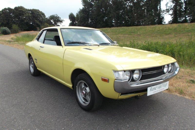 Toyota Cellica TA22 ('75 )